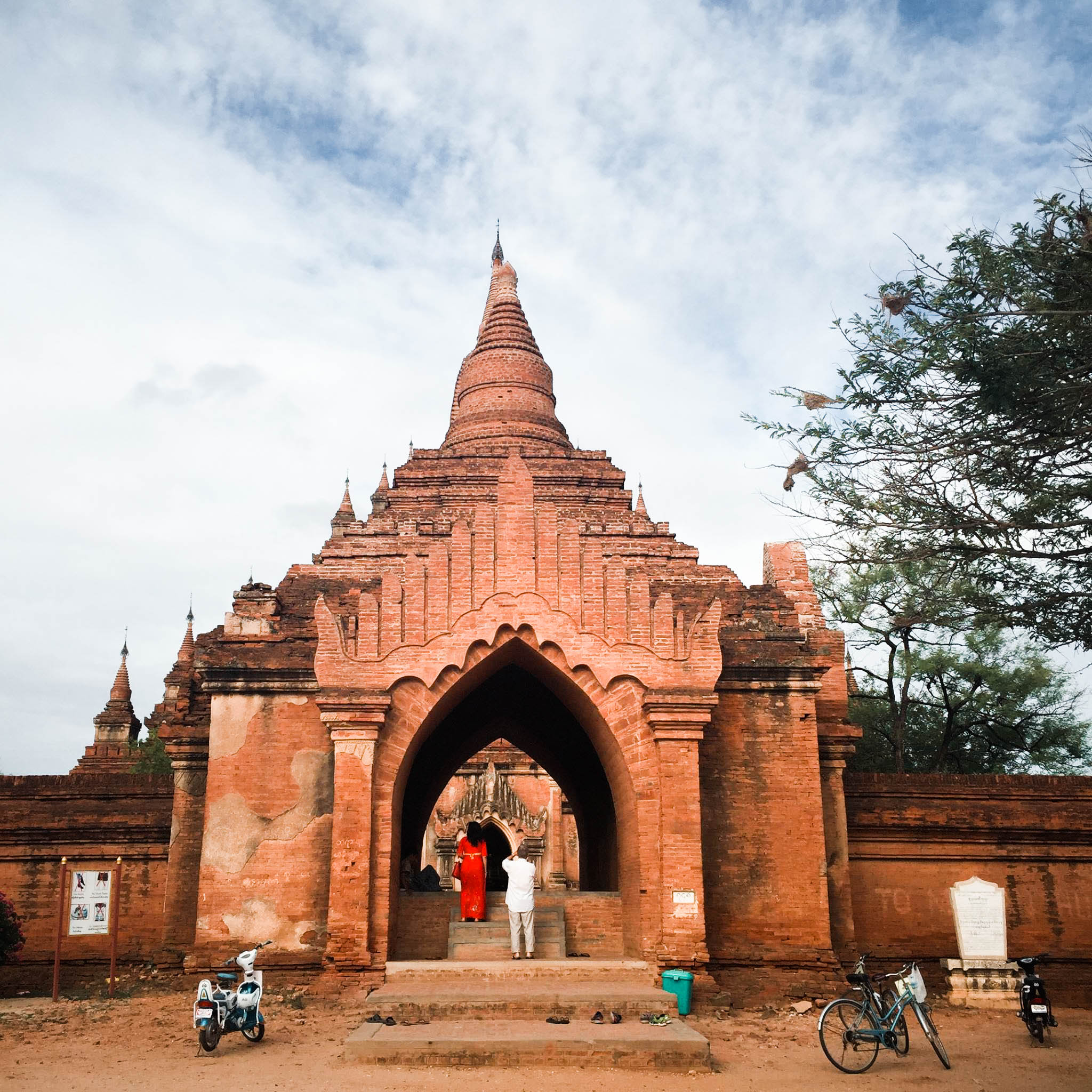 How to Visit Bagan Temples in One Day from Yangon Myanmar