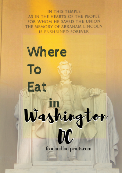 Where to Eat in Washington DC Guide