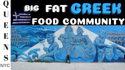 Astoria New York Greek Community Greek NYC Food Tour