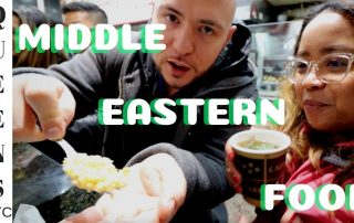 Middle Eastern Food in Little Egypt Astoria