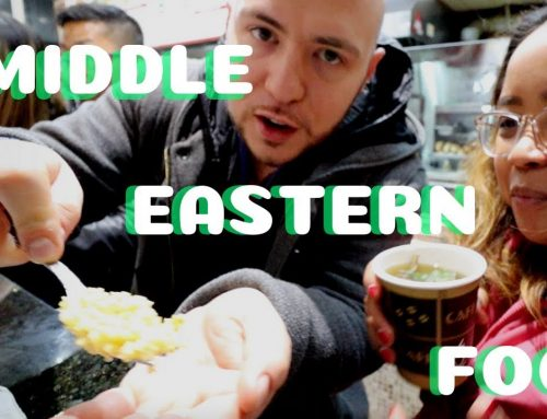 Middle Eastern Food Tour After Dark in Little Egypt Astoria NYC (Video)