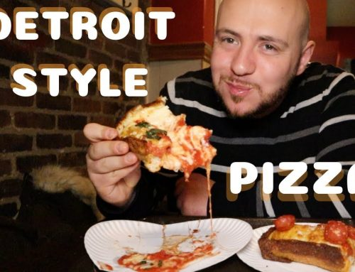 Where to Eat Detroit Style Pizza in NYC: Detroit Style Pizza in New York (Video)