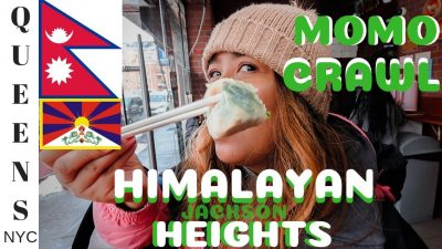 Where to eat Momos in New York. Himalayan Dumplings in NYC