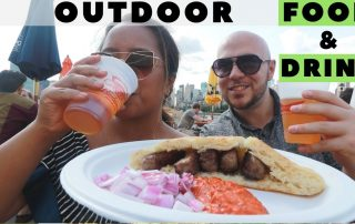 Where to Eat and Drink Outside in NYC