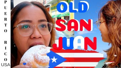Where to Eat in San Juan Puerto Rico