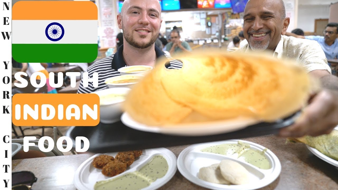 South Indian food in New York. South Indian food in NYC