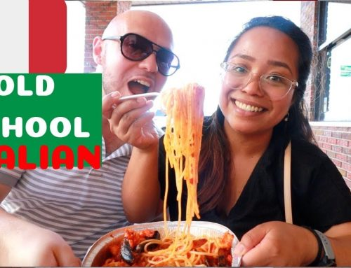Italian American Food in NYC: Old School Italian American Food New York