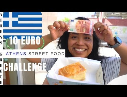 Athens Greece Cheap Eats: Where to Eat in Athens Greece for 10 Euros