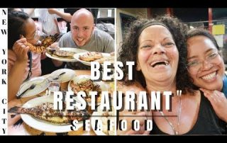 Best seafood in nyc Astoria Seafood